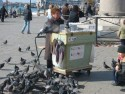Birdseed Vendor
