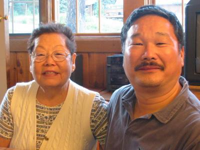 Aunty Jean & Guy